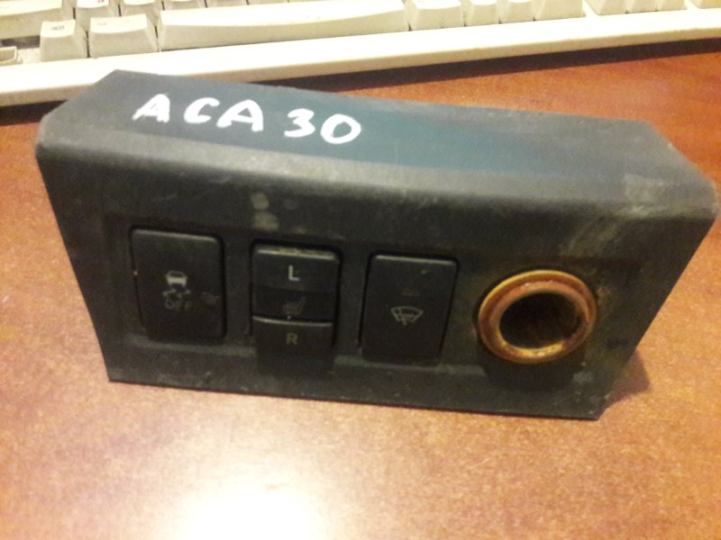 Блок кнопок Toyota Rav4 ACA31, ACA36, ACA30 2007