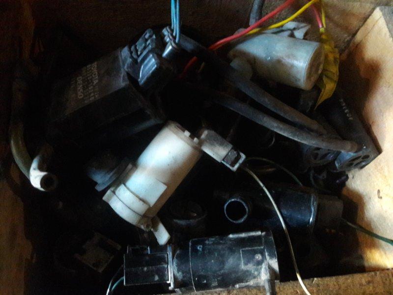 Мотор омывателя Nissan