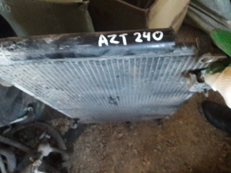 Радиатор кондиционера Toyota Premio AZT240 1AZ 2003