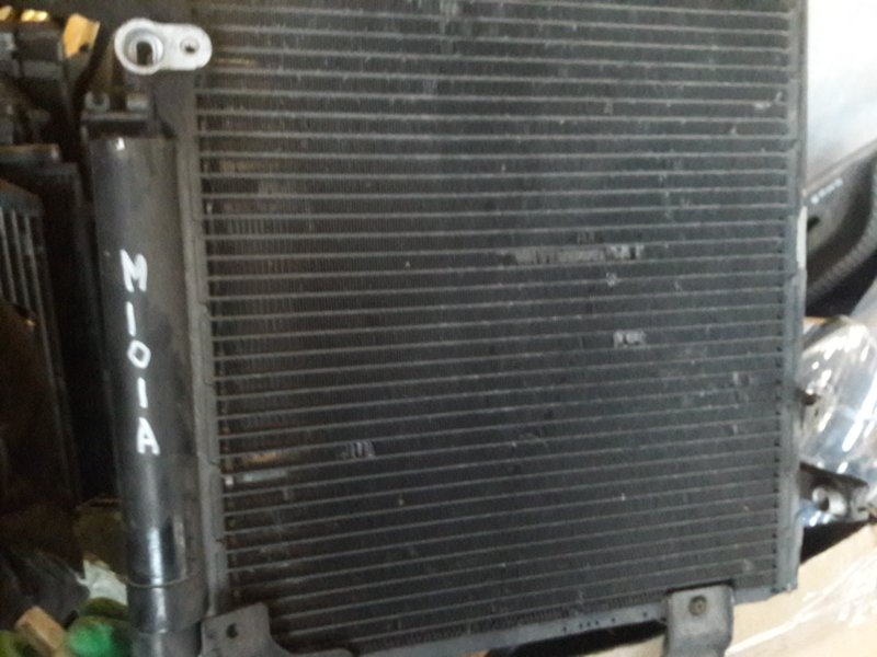 Радиатор кондиционера Toyota Duet M100A M101A