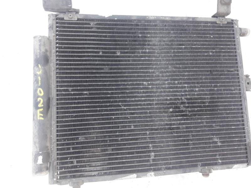 Радиатор кондиционера Toyota Cami J102E
