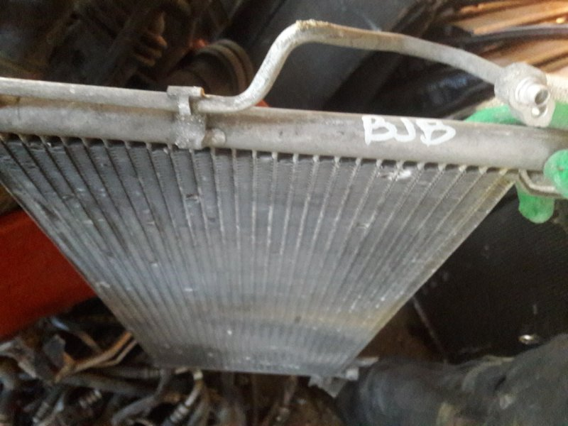 Радиатор кондиционера Mazda BJ3
