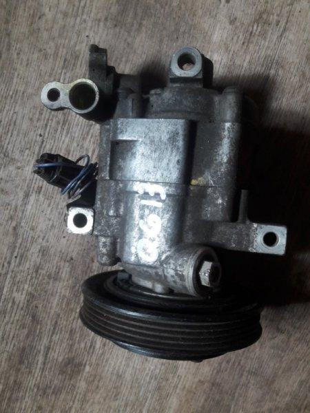 Компрессор кондиционера Nissan VFY11 QG13DE