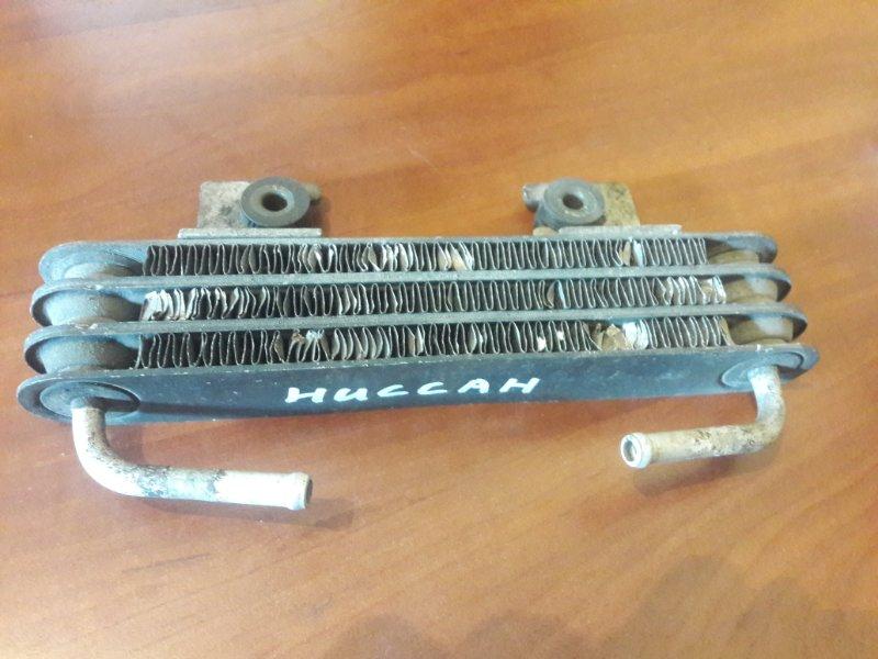 Радиатор акпп ( радиатор масляный) Nissan