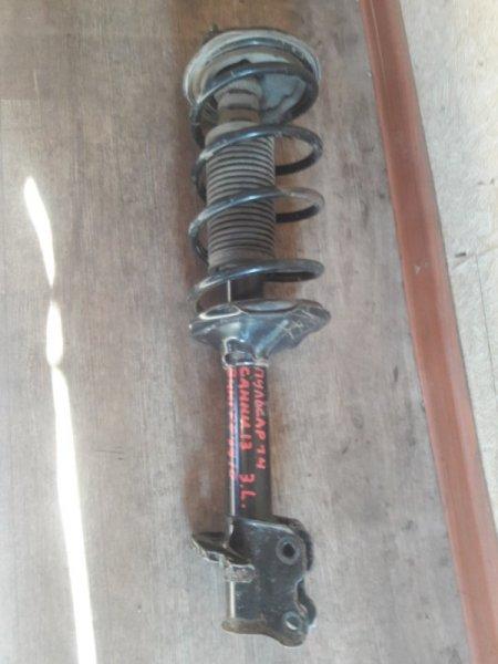 Стойка подвески Nissan Pulsar FN14 GA15DE GA16DE 1994 задняя