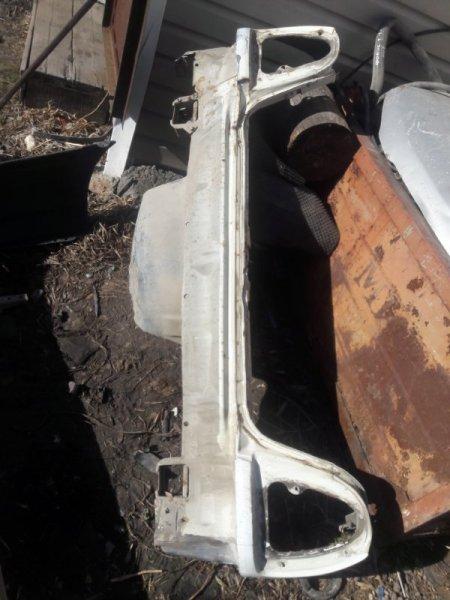 Полка багажника (задняя панель) Nissan Pulsar FN14 GA15DE GA16DE 1994
