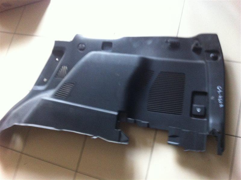 Обшивка пластик накладка багажника Lexus Gx460 150 1UR 2014