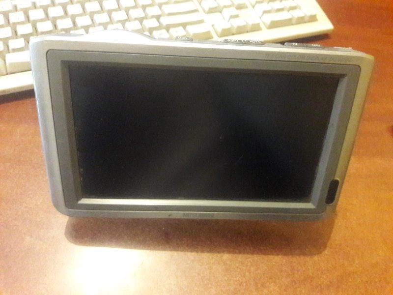 Монитор, дисплей Mitsubishi Delica PD6W, PD4, PE8W 6G72 2001