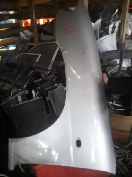 Крыло Daewoo Nubira J100 J150 переднее левое