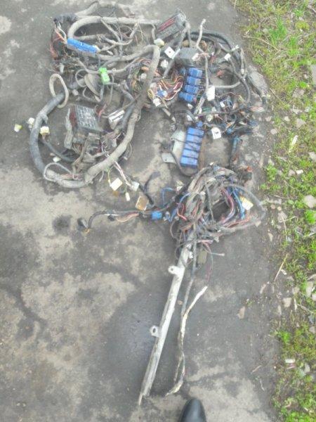 Проводка электрическая Nissan Pulsar FB14 EN14 GA16DE 1994