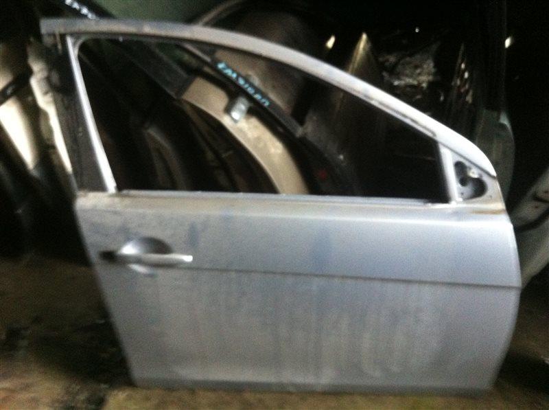 Дверь Mitsubishi Lancer CY передняя правая