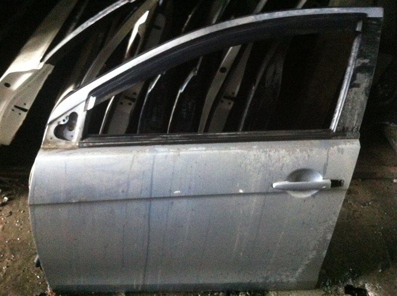 Дверь Mitsubishi Lancer CY передняя левая