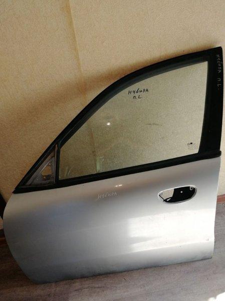 Дверь Daewoo Nubira J100, J150 передняя левая