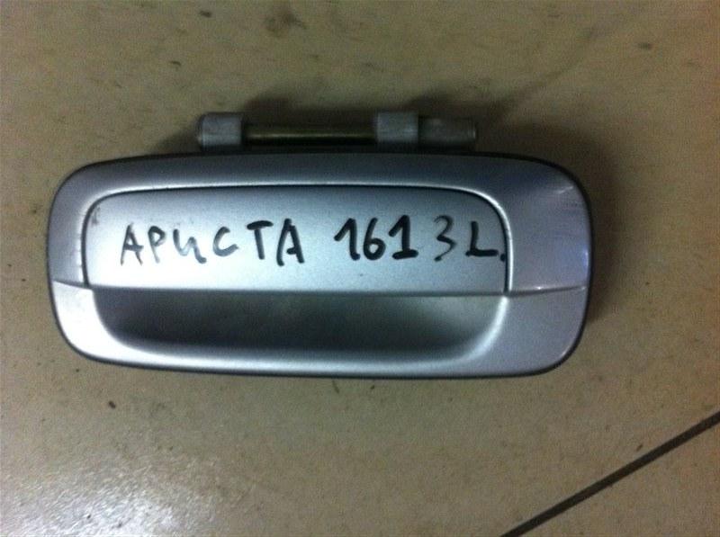 Ручка двери Toyota Aristo 161 2001 задняя левая