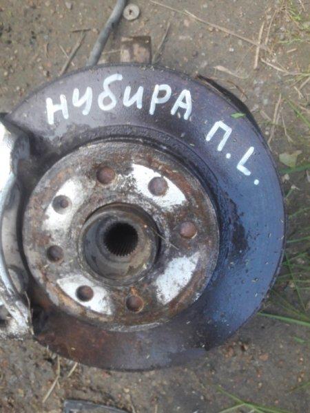 Тормозной диск Daewoo Nubira J100, J150 передний