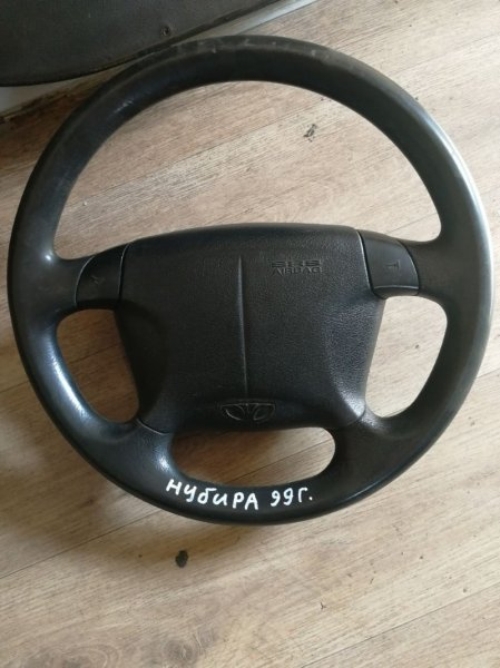 Airbag подушка безопасности на руль Daewoo Nubira J100, J150