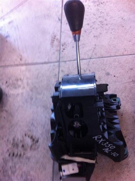 Селектор акпп Lexus Rx350 AGL10 2011