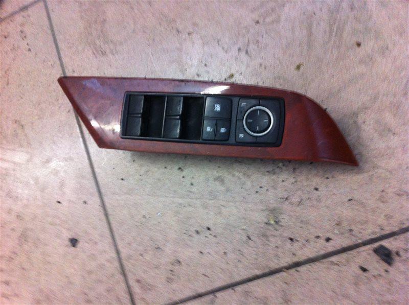 Блок управления стеклоподъемника Lexus Rx350 AGL10 2011