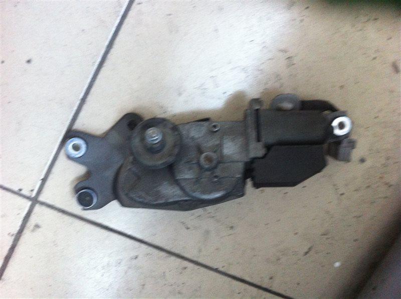 Мотор дворников двигатель стеклоочистителя Lexus Rx350 AGL10 2011 задний