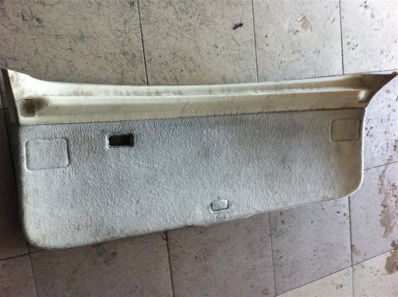 Обшивка пластик накладка багажника Lexus Rx350 AGL10 2011