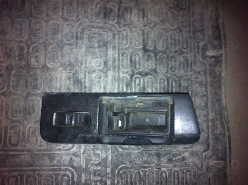 Кнопка стеклоподъемника Toyota Aristo 161 задняя левая