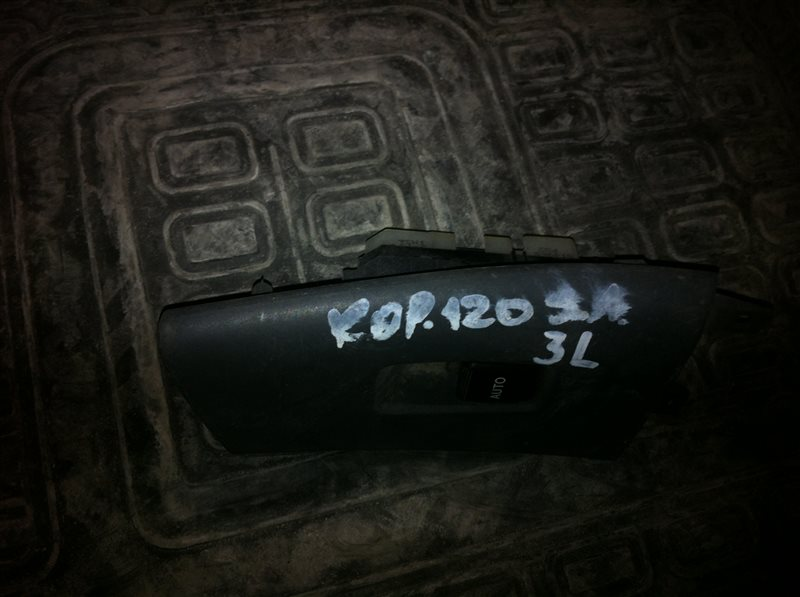 Кнопка стеклоподъемника Toyota Corolla NZE120 NZE121 NZE122