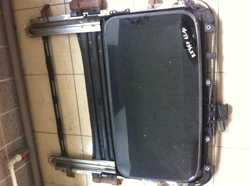 Люк крыши Lexus Rx350 AGL10 2GR