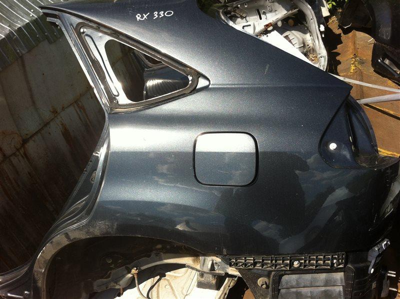Крыло Lexus Rx330 30 заднее левое