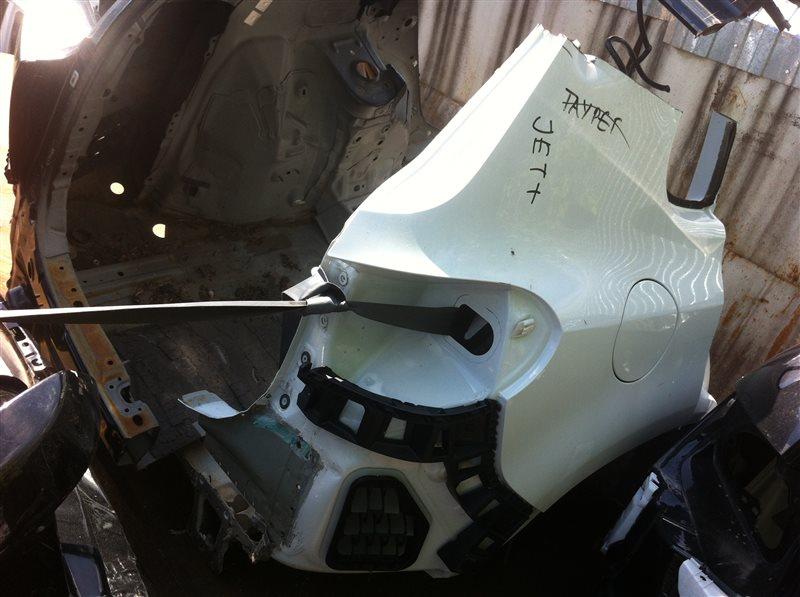 Задняя часть Volkswagen Tiguan 5N2
