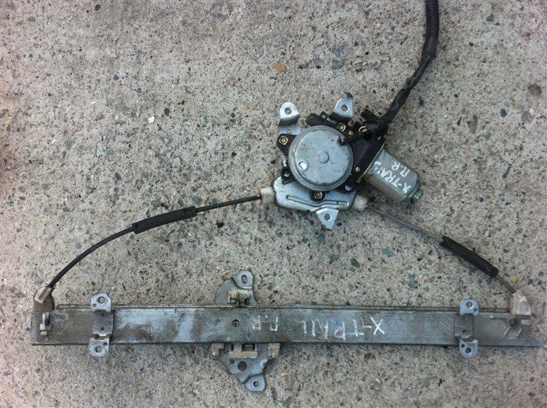 Стеклоподъемный механизм Nissan X-Trail 30