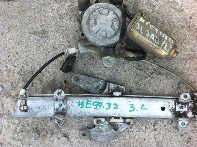 Стеклоподъемный механизм Nissan Cefiro 32