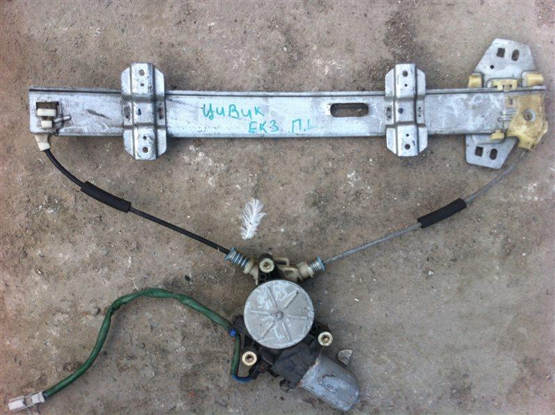 Стеклоподъемный механизм Honda Civic EK3 передний левый