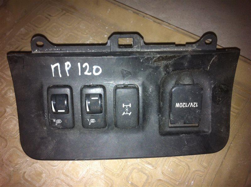 Блок кнопок Toyota Land Cruiser Prado 120