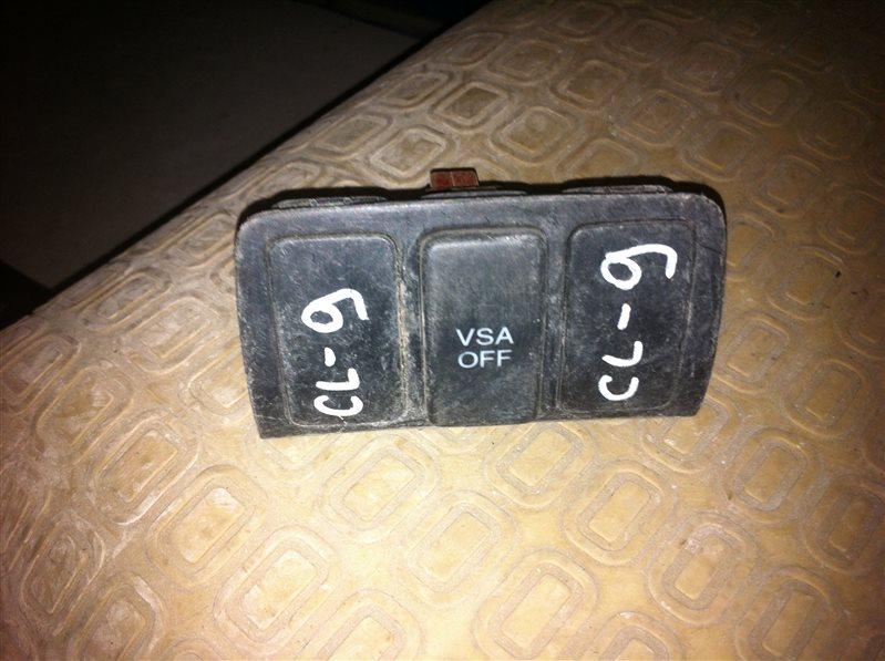 Блок кнопок Honda Accord CL7/CL9