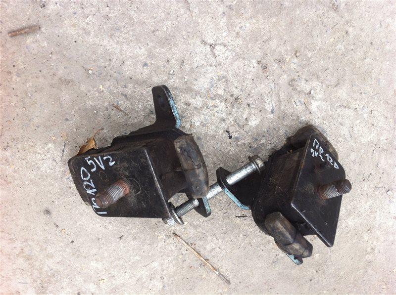 Подушка двигателя Toyota Land Cruiser Prado 120 5VZ