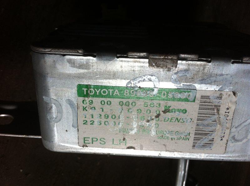 Блок управления рулевой рейкой Toyota Corolla 120