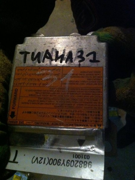 Блок управления airbag Nissan Teana 31 VQ23