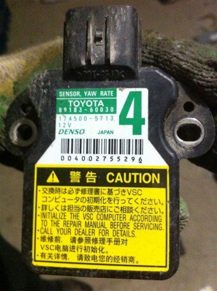 Блок курсовой устойчивости Toyota Land Cruiser 200