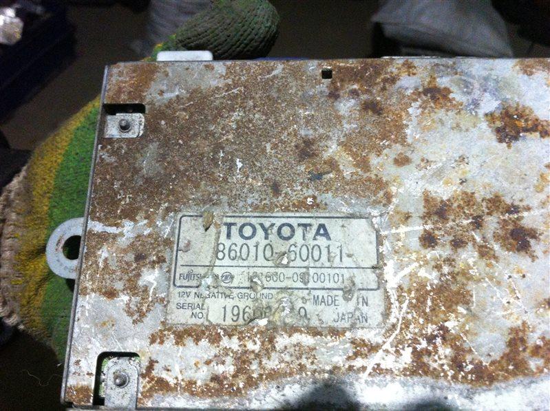Тв тюнер tv Toyota Land Cruiser 100