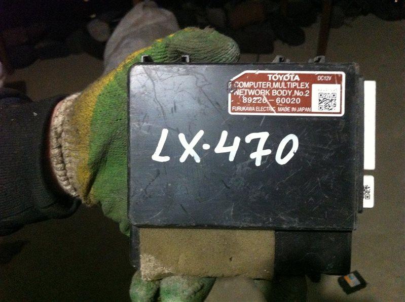 Блок управления приборами Lexus Lx470 100