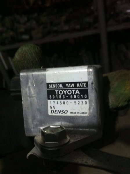 Датчик ускорения Toyota Land Cruiser Prado 120