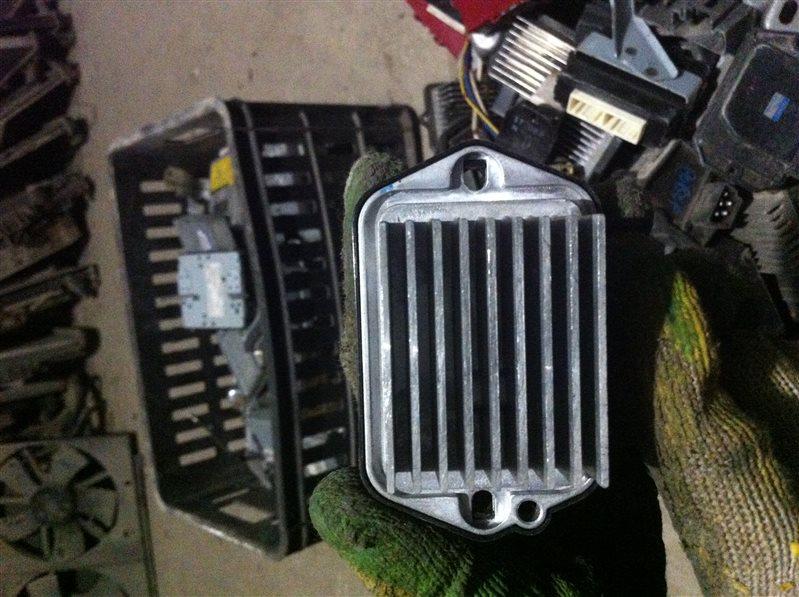 Резистор реостат отопителя печки Mazda Cx7
