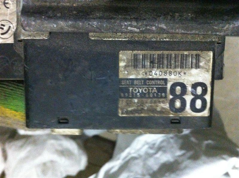 Блок управления ремнями безопастности Lexus Lx570 200