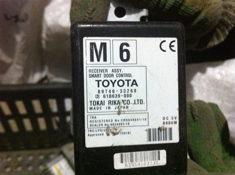 Блок управления дверьми Toyota Camry ASV50