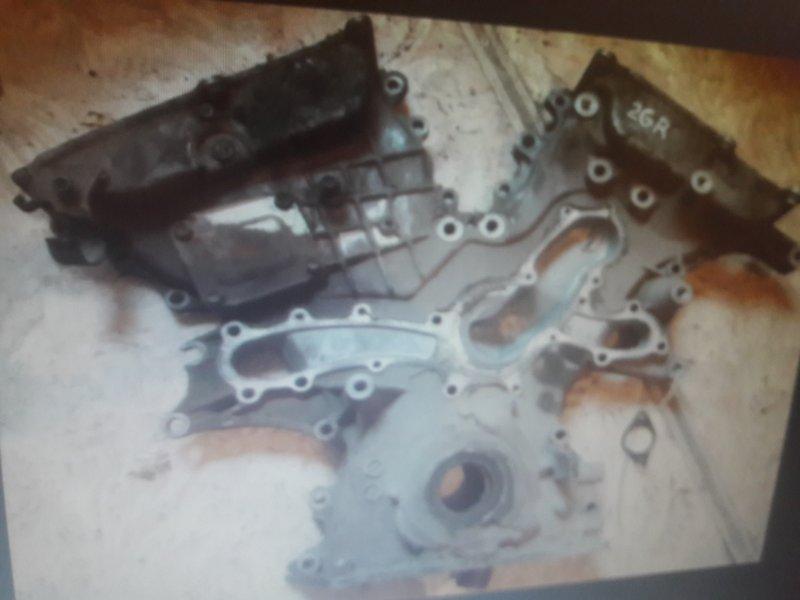 Лобовина двигателя Toyota Camry GSV50 2GRFE 2012