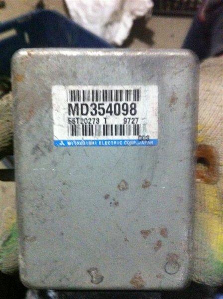 Блок управления Mitsubishi Challenger K99W