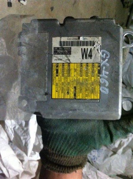 Блок управления airbag Lexus Gx460 150