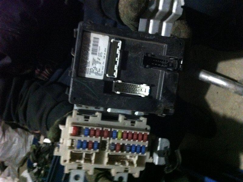 Блок управления Infiniti Fx35 50