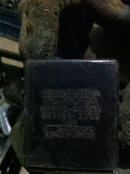 Реле дворников Toyota Estima Emina