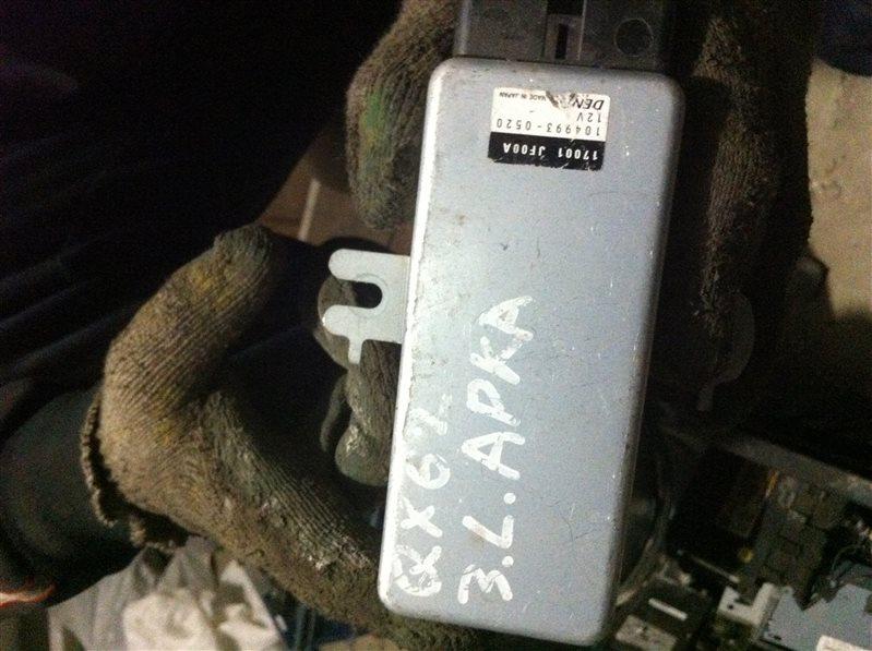 Блок управления топливным насосом Infiniti Qx56 Z62